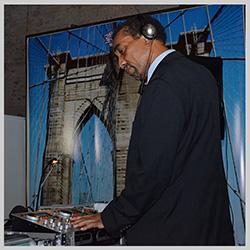 DJ Bernard Moore